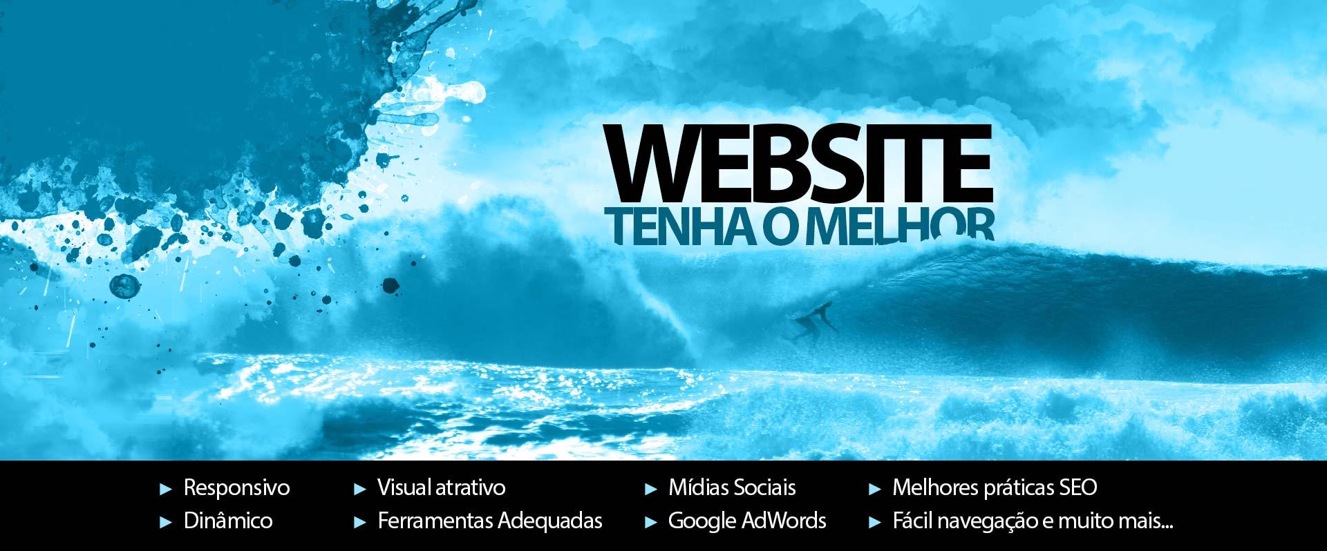 Website - Tenha o Melhor